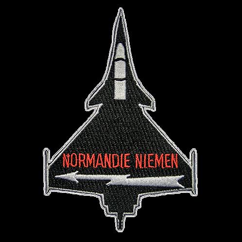 Patch Rafale noir Normandie-Niemen