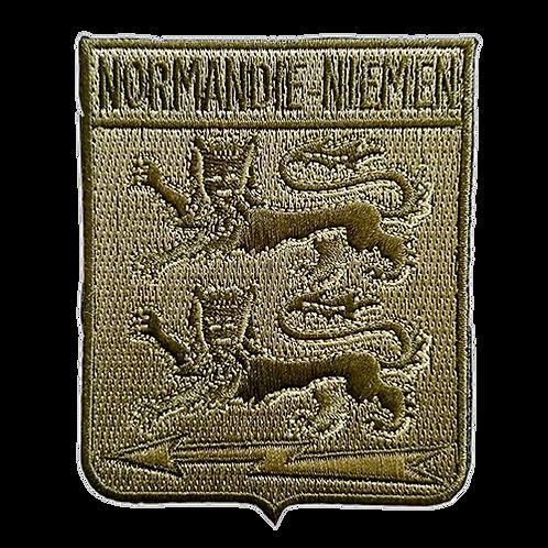 Patch Normandie-Niemen Basse visibilité