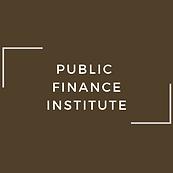 PUBLIC FINANCE INSTITUTE LOGO BROWN 2.pn