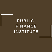 PUBLIC FINANCE INSTITUTE LOGO BROWN 2.pn