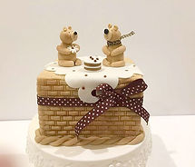 Teddy Bears' Picnic Сake