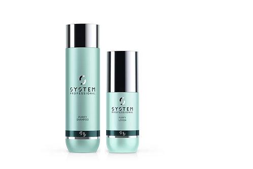 System Professional Purify Shampoo & Lotion (250ML, 125ML)
