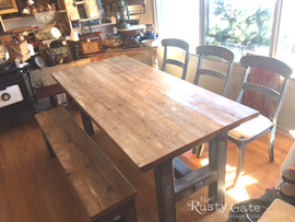 Farm Table Handmade by Susie Myres The R
