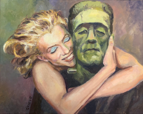 Marilyn and Frank