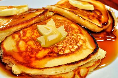 Glen Helen Pancake Ad