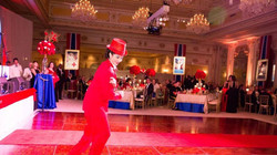 Red Cross Mar A Lago Red Tux