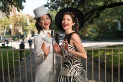 Gracie & Lacy Singers Charleston