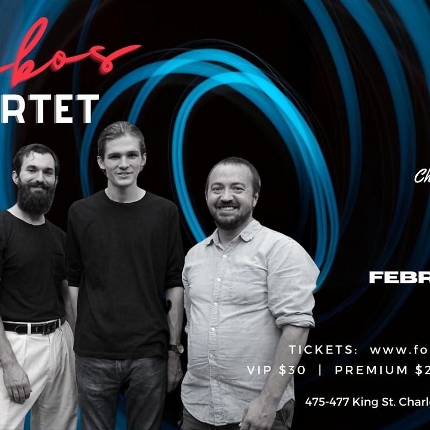Rooibos Quartet CD Release |  7:00pm - 9:00pm