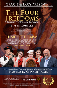 Four Freedoms - A Tribute To Norman Rockwell Concert