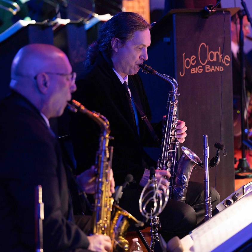 Joe Clarke Big Band | 9:30pm-11:00pm
