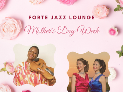Press Release: Mother's Day Week Events