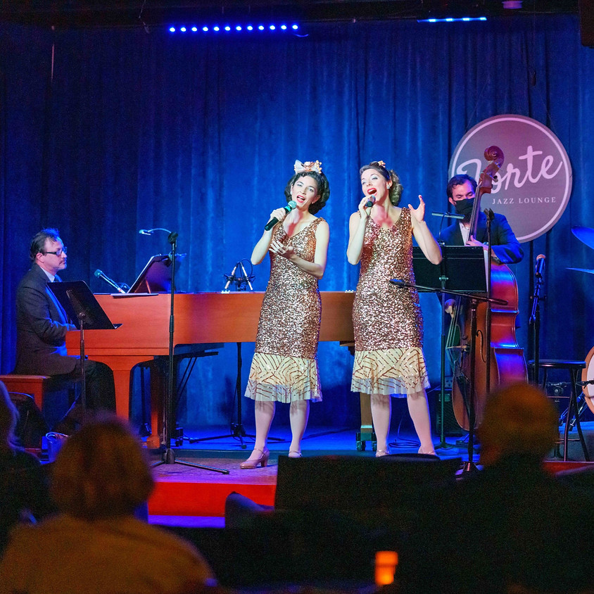 Forte Jazz Trio - Guests Gracie & Lacy | 7:00pm - 11:00pm