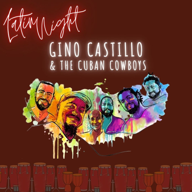 Gino Castillo and The Cuban Cowboys