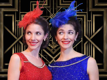 Gracie & Lacy Perform At Broadway's Supper Club
