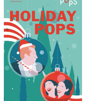 Gracie & Lacy Guest in Holiday Pops with Charleston Symphony