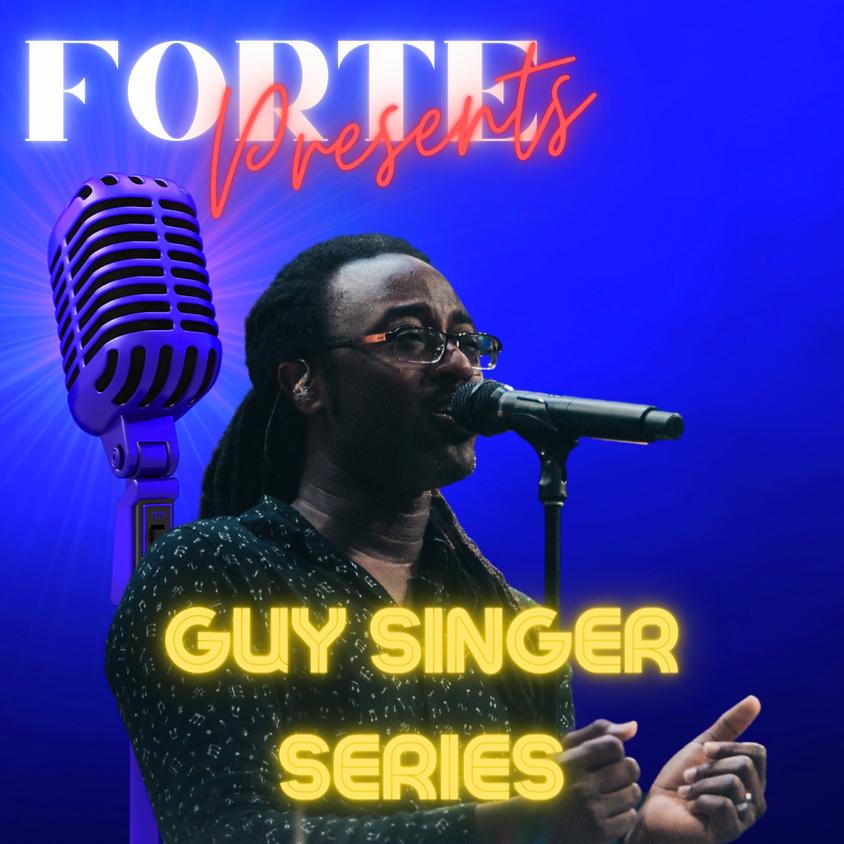 Guy Singer Series: Robbie Madison | 7:00pm - 9:00pm