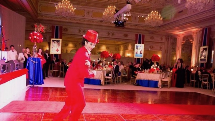 Red Cross Mar A Lago Red Tux Web