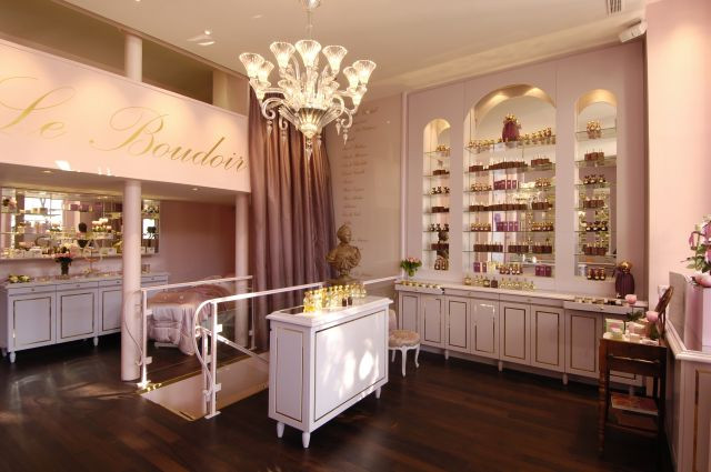 Parfums, luxe et volupté