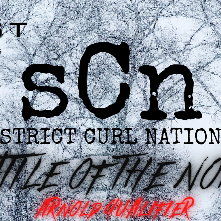 Strict Curl Nation Battle of the North presented by Ghost Strong