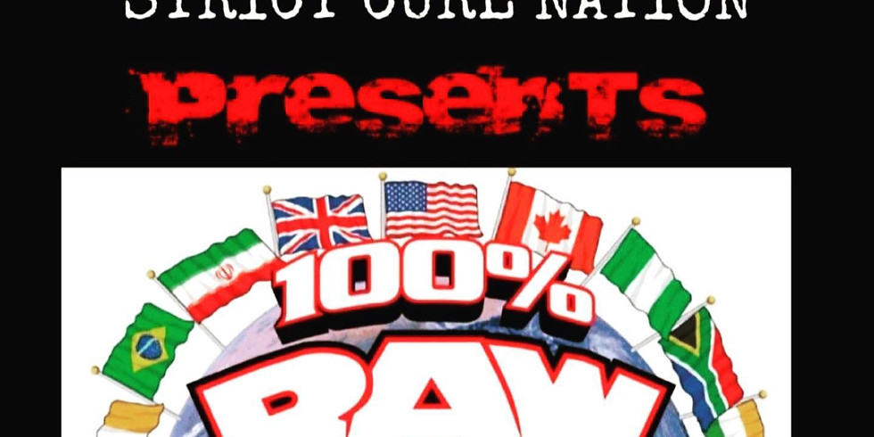 SCN Presents 100% RAW Powerlifting Strict Curl World Championships