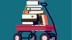 La charrette aux livres / Jeunes de Lyon