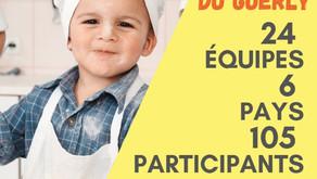 Aide au lancement d'un concours de tutoriel de cuisine pour jeunes