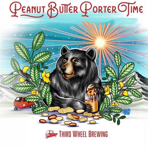 Peanut Butter Porter Time