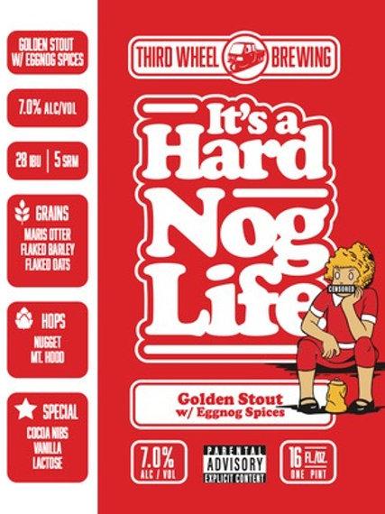 Hard Nog Life 4-Pack 16oz Can