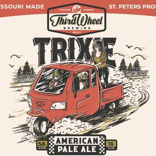 Trixie's Pale Ale 4-pack 16 oz Cans