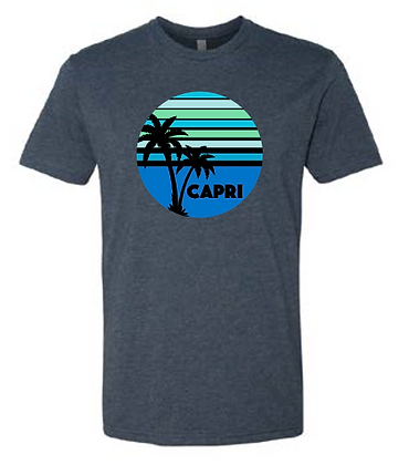 Adult Capri PALM T-Shirt