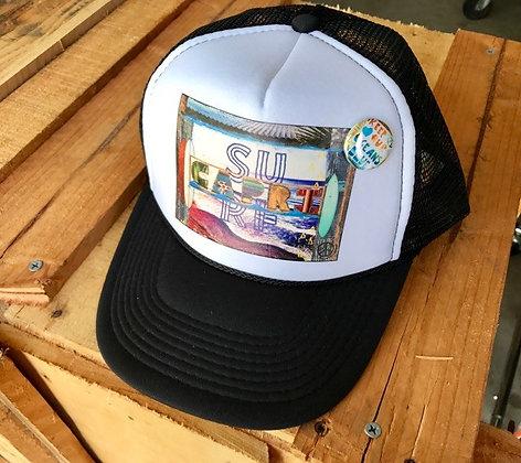 Capri Surf Hat