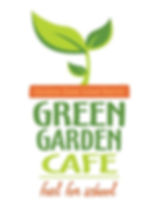 Encinitas Union School District Green Gaden Cafe Fuel for School Logo