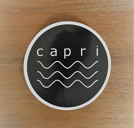 Capri Wave Sticker