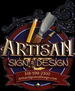 Artisan Sign and Design Logo