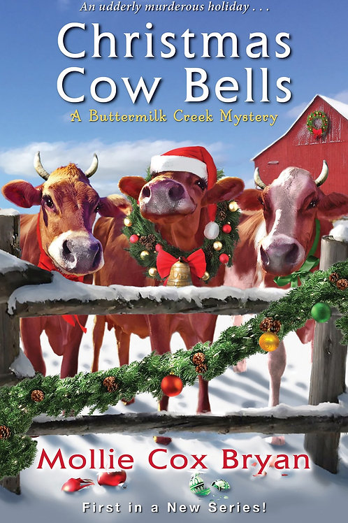 Christmas Cow Bells, Signed Copy