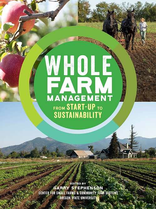 Whole Farm Management by Gary Stephenson