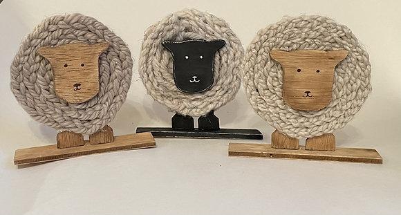 Sheep Trio (set of 3)