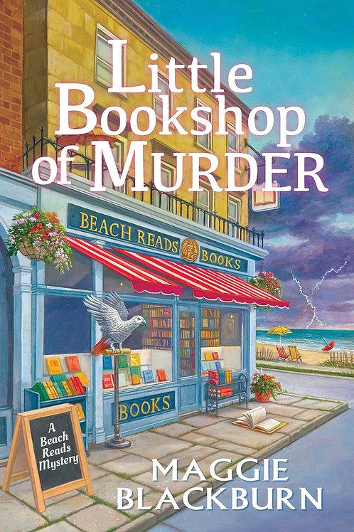 Little Bookshop of Murder - Signed Copy
