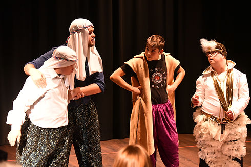 youth theatre drama croydon fairfield halls community