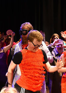 youth theatre in sutton and croydon, theatre companies in surrey