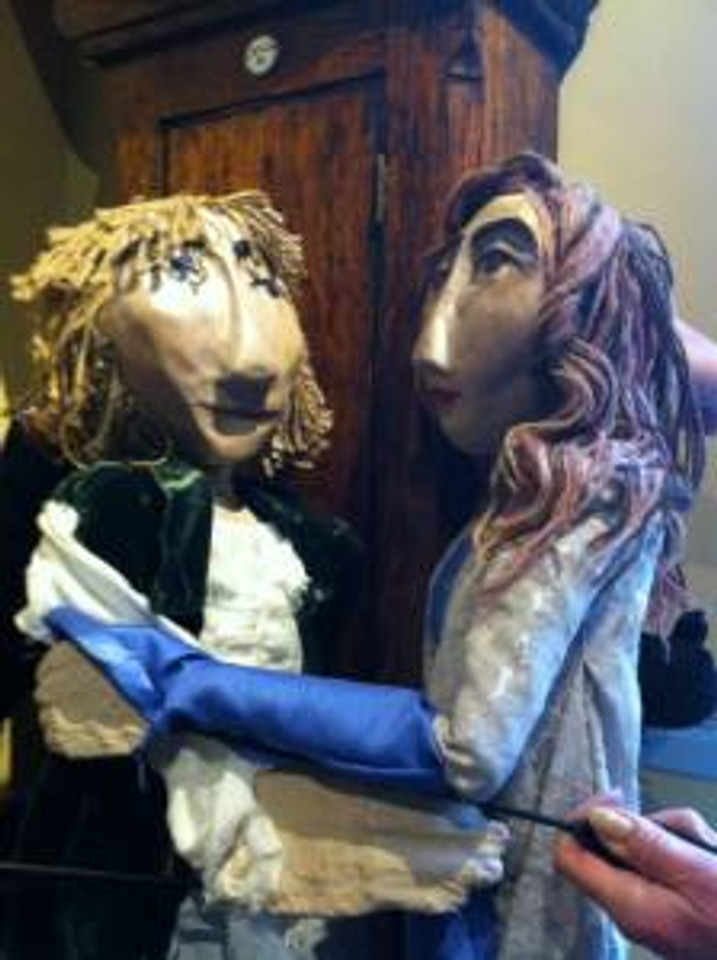Romeo and Juliet - never work with children or animals....or puppets - they really did steal the show