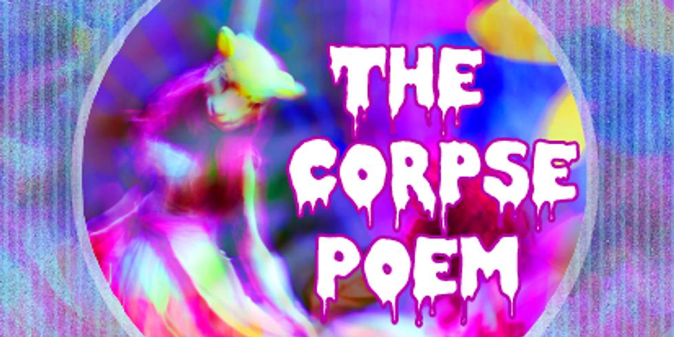 Ghostland: Poetry Drink & Write