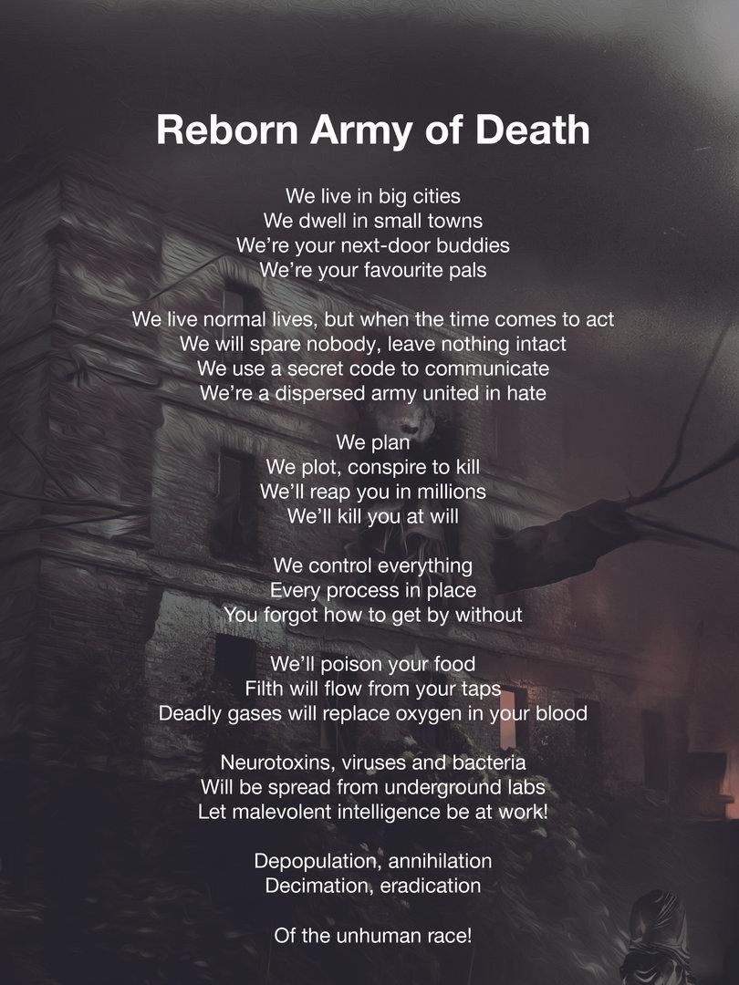Reborn Army of Death