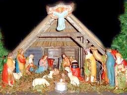 Kerstmis en feestgedruis