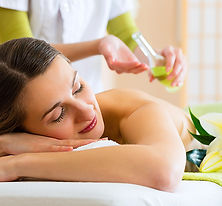 Aromtherapy Massage