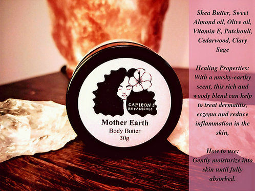 Mother Earth Body Butter 30g