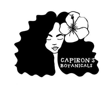 CAPIRON'S BOTANICALS LOGO