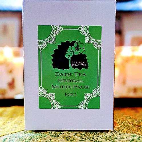Bath Tea Herbal Multi-Pack 100g