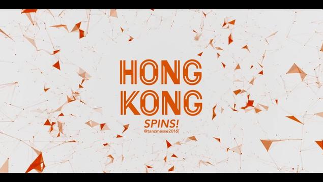 Tanzmesse 2016 - Hong Kong Spins 1