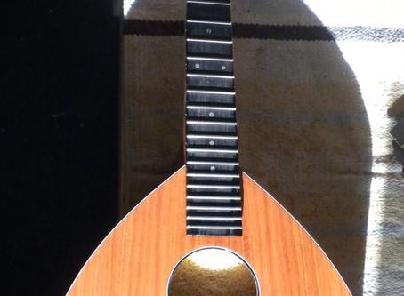All Mahogany Octave Mandolin